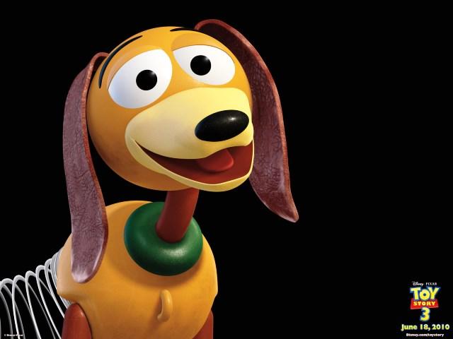 Slinky, el perro de Woody en Toy Story (Foto: Disney Pixar).