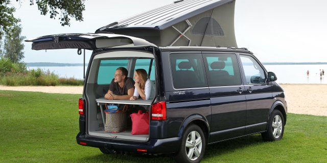 Camper VW california