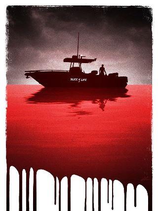 Slice of life, el barco de Dexter.