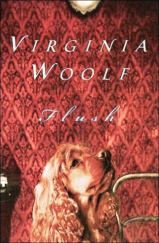 Portada de Flush, el libro de Virginia Woolf.
