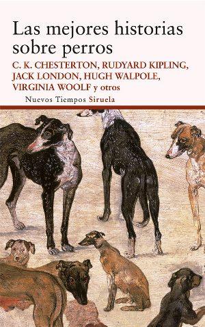 La portada de Las mejores historias sobre perros.