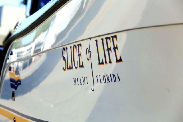 El barco Slice of life.