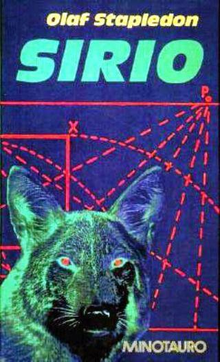 Sirio, la obra de Olaf Stapledon.