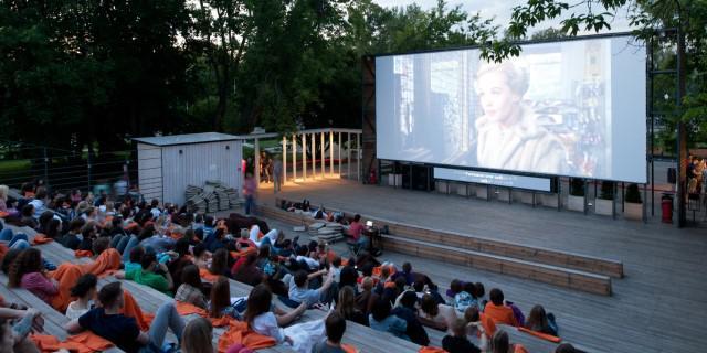 El cine de verano es uno de los planes para niños