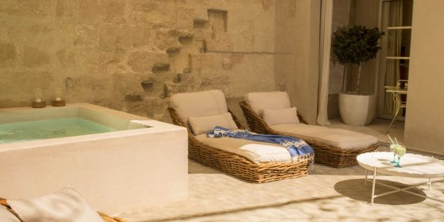 Hotel que admite perros en Menorca.