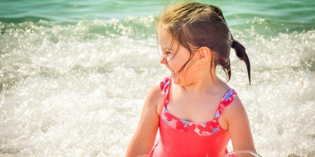 Vacaciones de verano en la playa con los más pequeños.