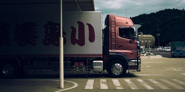 Empresas de transporte de mercancías.