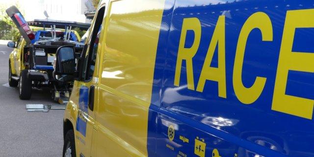 asistencia del RACE