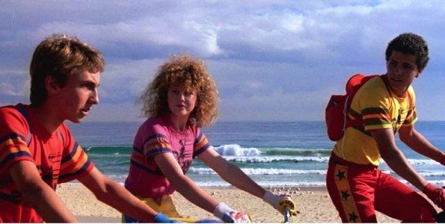 Nicole Kidman es Los bicivoladores.