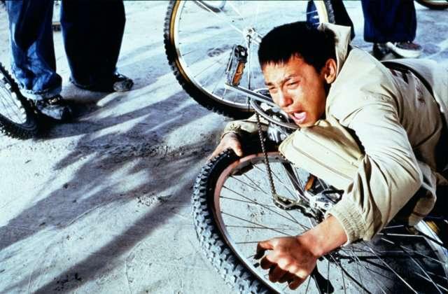 La bicicleta de Pekín, una de las películas con una bicicleta como protagonista.