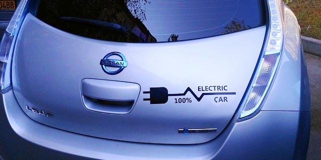 coche eléctrico que va a disponer de talleres homologados
