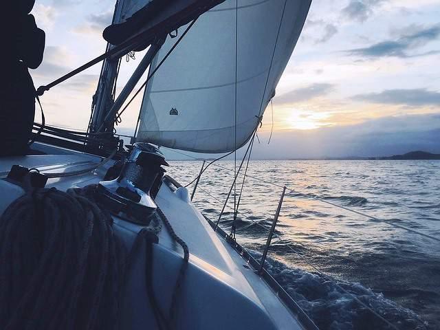 Navegar en invierno nos proporciona mayores conocimientos náuticos.