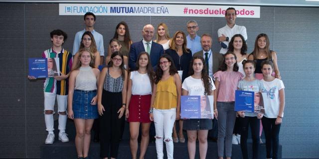 Premiados #Nosdueleatodos 2018