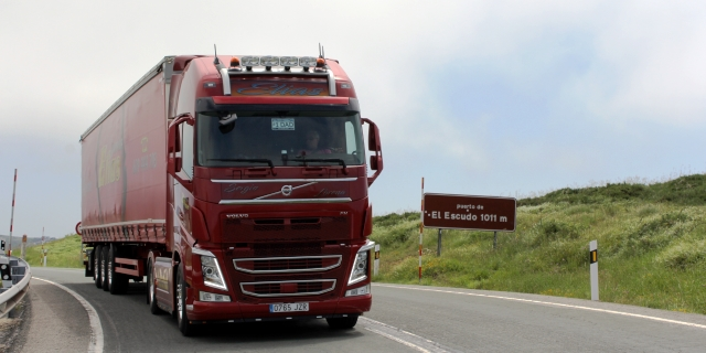 transporte espanol arrasa en UE
