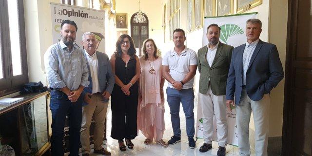 Presentación de la We Can Run en Málaga (Foto: Ayuntamiento de Málaga).