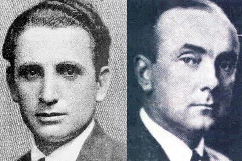Arthur Lubin y Walter R Brooks