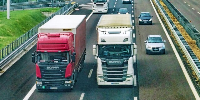 Fin de las restricciones a camiones en Guipúzcoa y Navarra