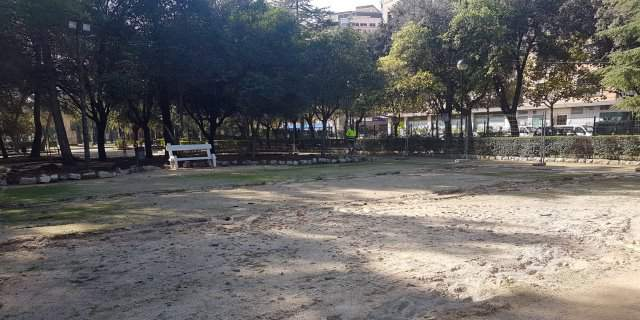 Nuevo espacio para mascotas en Alcira.