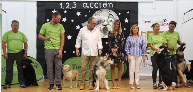 Presentación del Proyecto Maratón Dog.