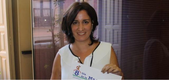 María Sánchez, concejala de Medio Ambiente de Valladolid.