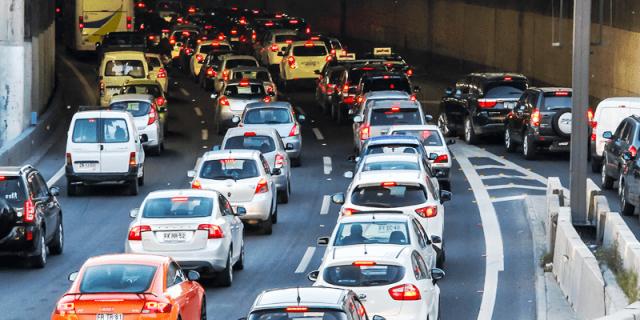 vehículos asegurados circulando