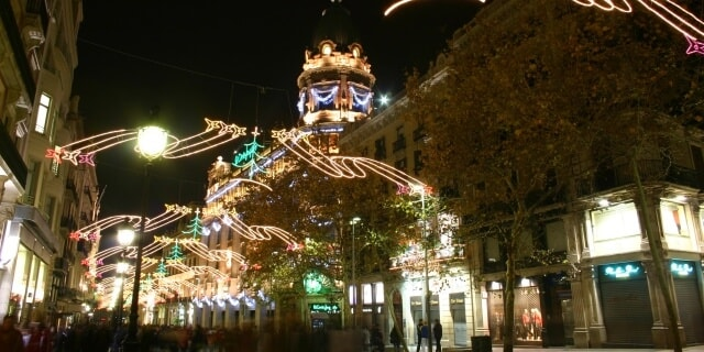 Barcelona en Navidades