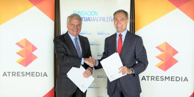 Mutua Madrileña y Antena 3 renuevan su compromiso contra el maltrato