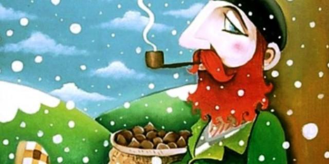 El Apalpador, personaje navideño tradicional en Galicia.