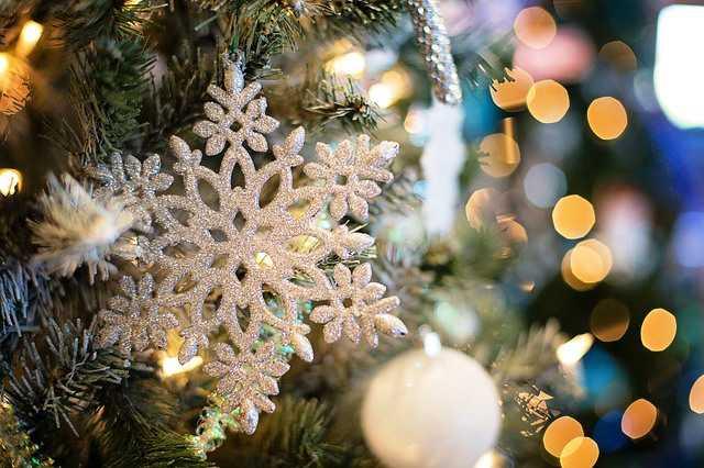 Cuándo se coloca la estrella en el árbol de Navidad