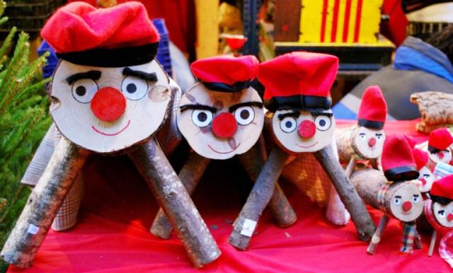 Tió de Nadal, el tronco de Navidad más famoso