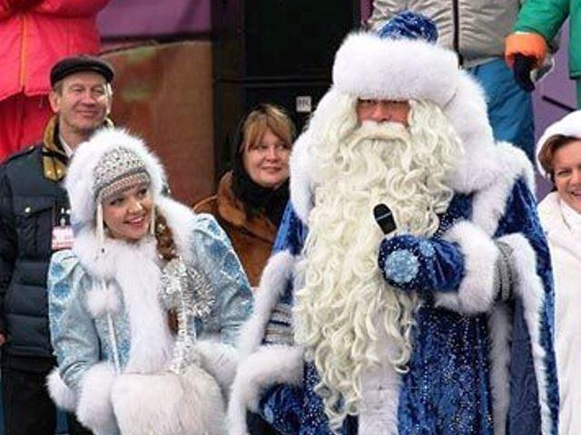 Dez Moroz y la Doncella de la Nieve