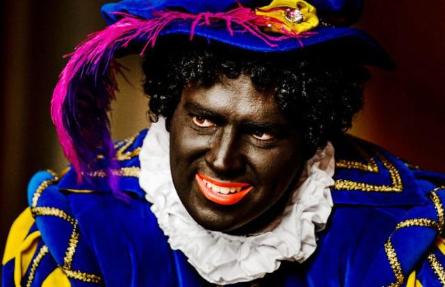Pedro El Negro o Zwarte Piet