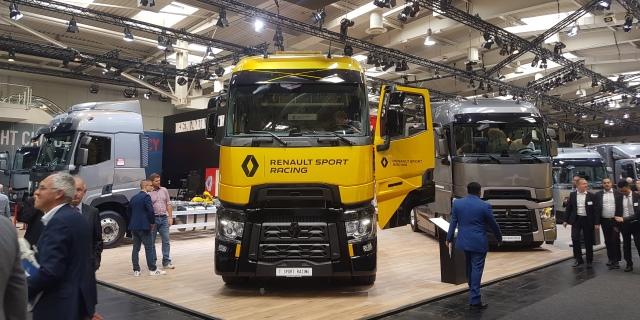 se planean subvenciones para camiones diésel
