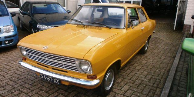 Opel Kadett 1973