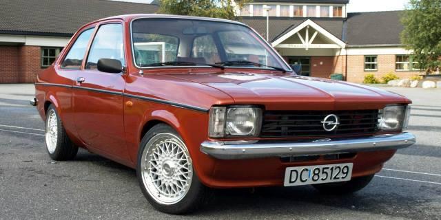 Opel Kadett 1979