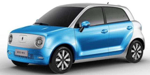 coche eléctrico low cost ORA R1 de China