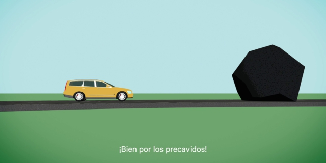 La DGT publica el segundo vídeo de la campaña de reducción de velocidad