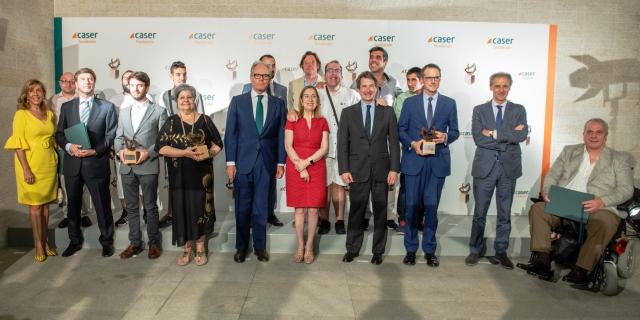 premios FUNDACIÓN CASER 2018