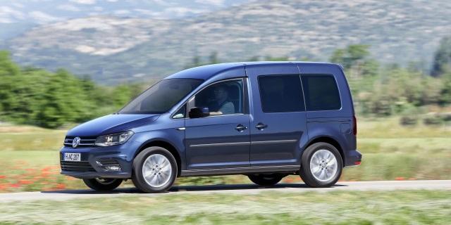 volkswagen vehículo comercial a Gas como combustible limpio