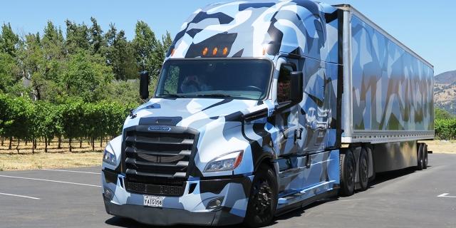 Daimler Trucks invertirá 500 millones en tecnologías para camiones autónomos