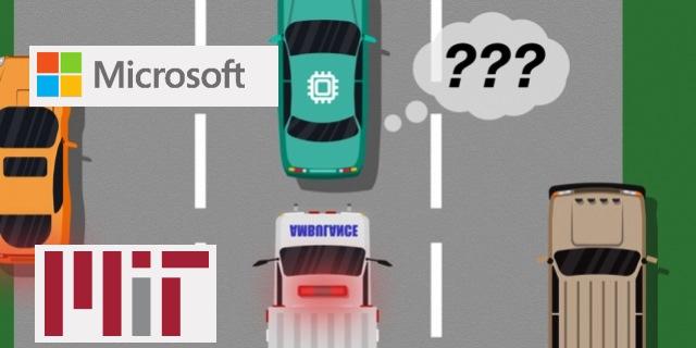 MIT y Microsoft trabajan para perfeccionar la IA del coche autónomo