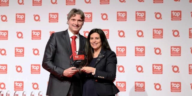 Top Employer nombra a AXA como la mejor compañía para trabajar en España