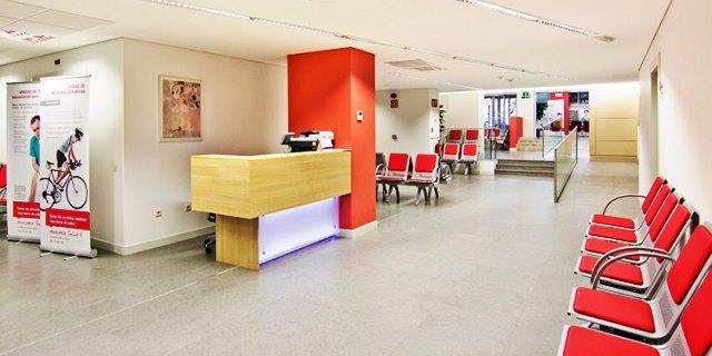 Centro médico MAPFRE Salud donde hacerse reconocimientos