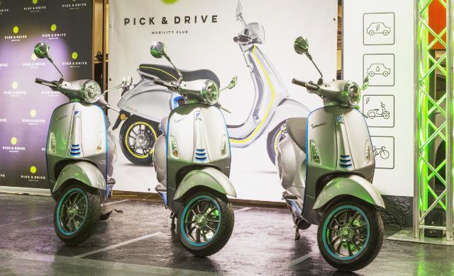 motos de Pick & Drive