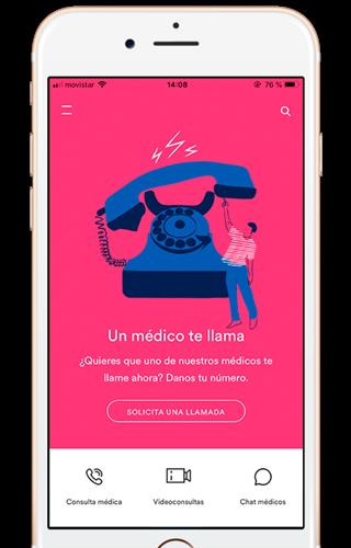 savia app móvil de MAPFRE SALUD