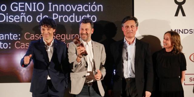 Caser ReMoto se hace con el premio Genio a mejor producto innovador