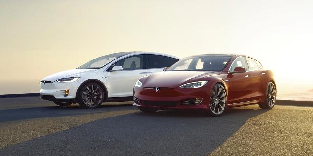 Tesla Model S y Model X los nuevos eléctricos