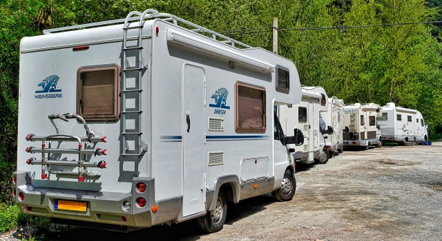 consejos para viajar en autocaravana o camper por primera vez