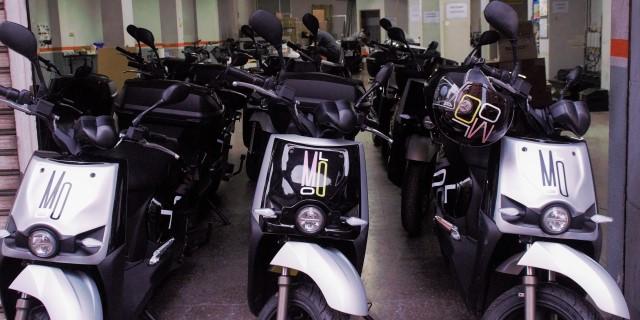 motos de MOLO ahora aseguradas por Allianz