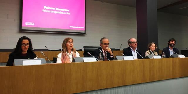 proyecto Conquistando la Igualdad en el que participa Zurich Seguros